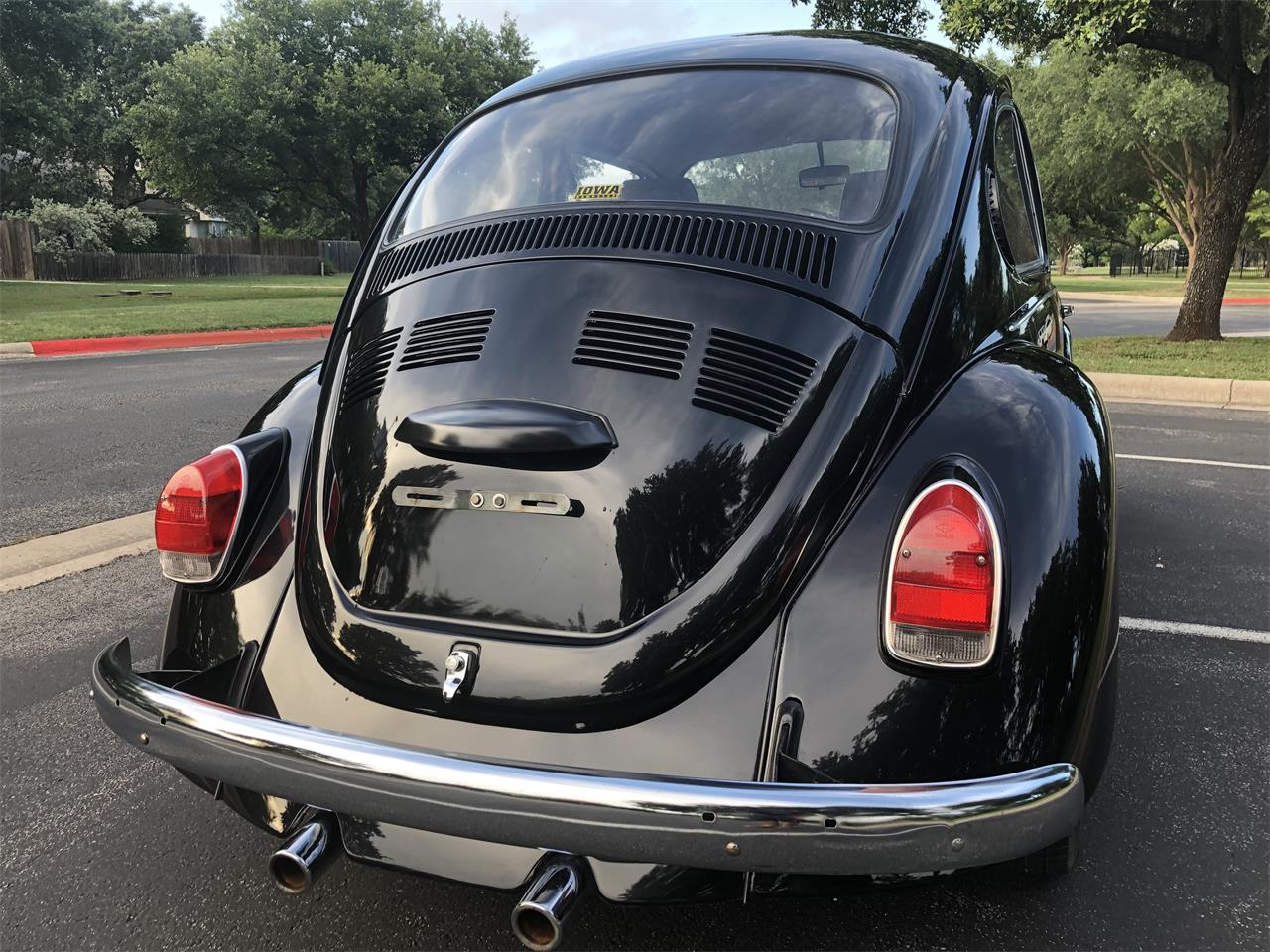 Large Picture of '72 Volkswagen Beetle Offered by a Private Seller - QOBX