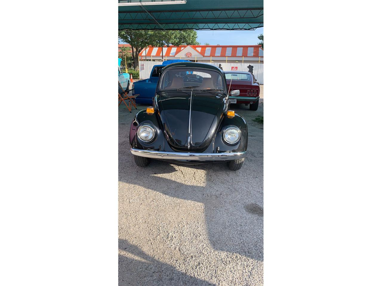 Large Picture of '72 Volkswagen Beetle located in Texas - $13,500.00 - QOBX