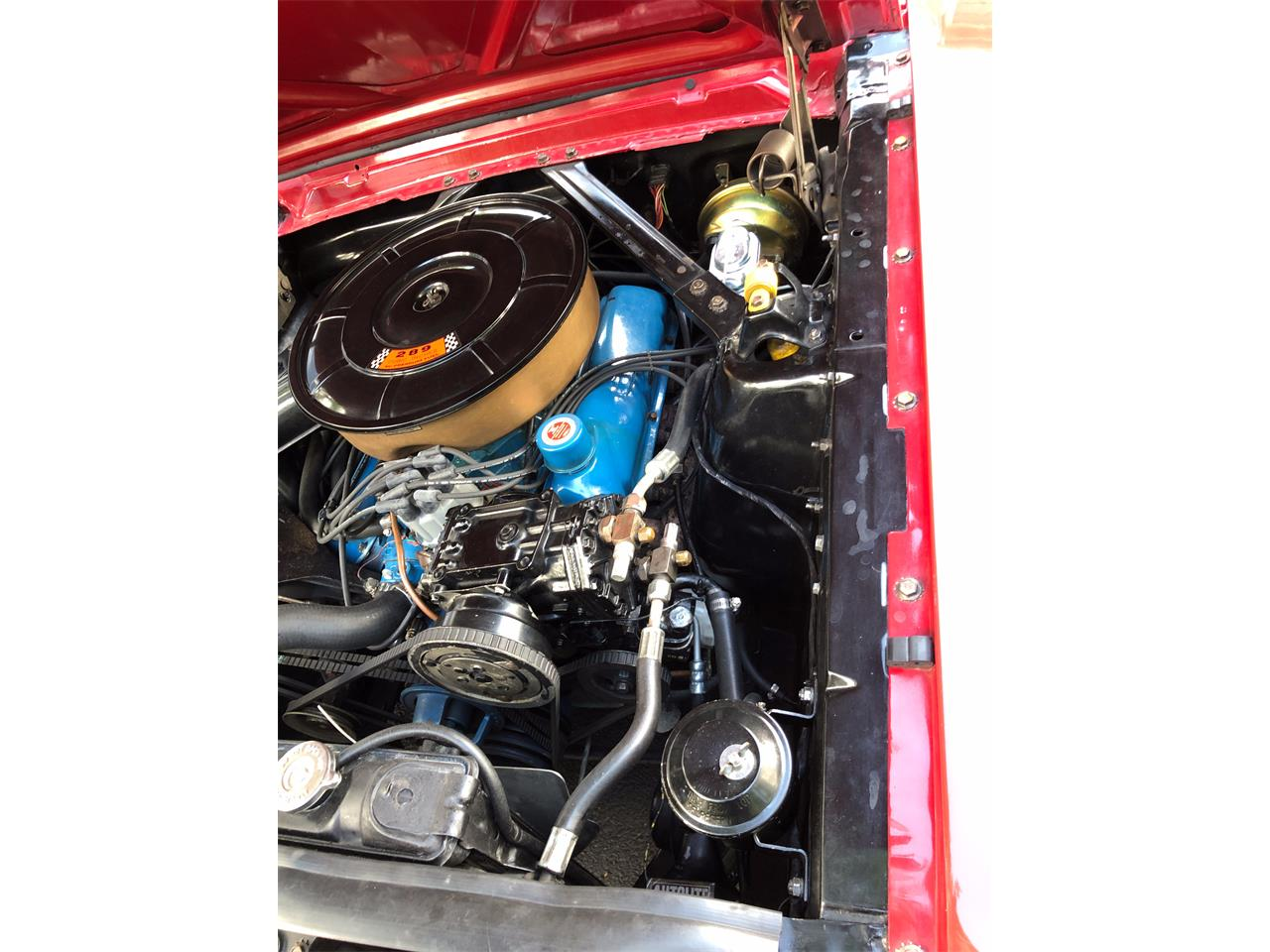 Large Picture of '64 Mustang - QOC0