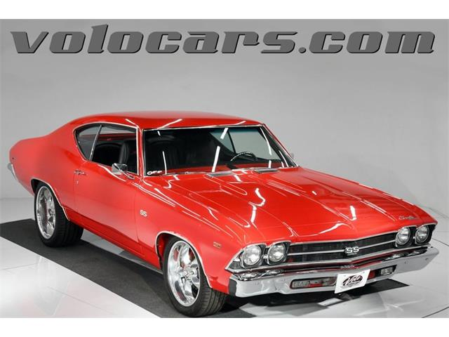 Picture of '69 Chevelle - QOC9