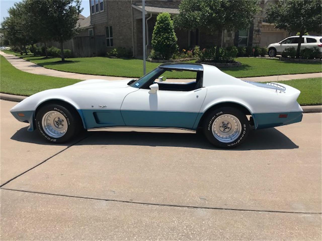 Large Picture of '77 Corvette - QL59