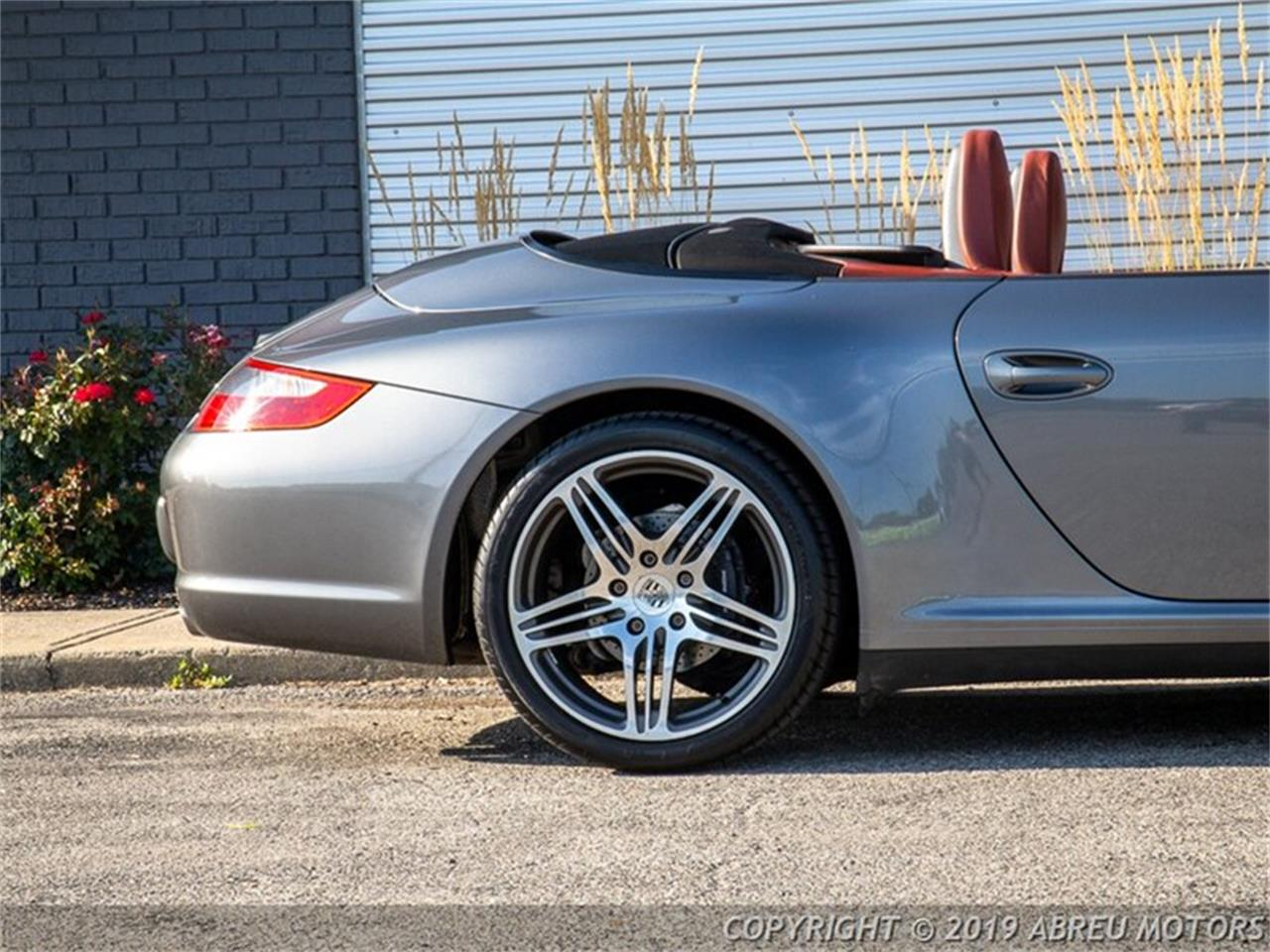 Large Picture of '07 911 Carrera - QODE