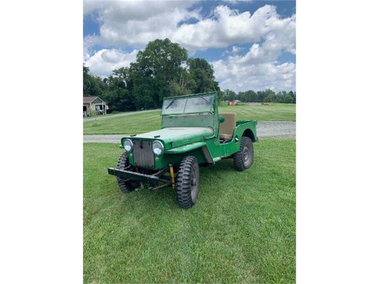 Large Picture of '48 Jeep - QODM
