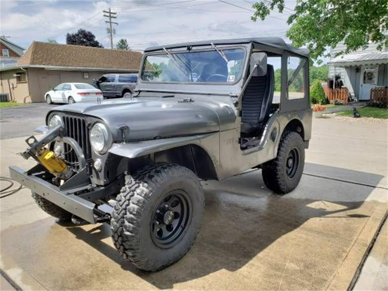 Large Picture of '57 Jeep - QODV