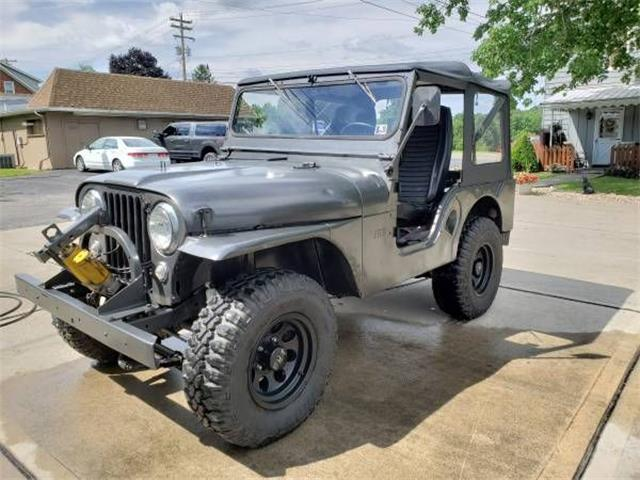 Classic Willys Jeep for Sale on ClassicCars com on ClassicCars com
