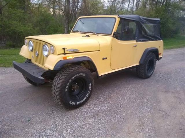Classic Jeep Commando for Sale on ClassicCars com on ClassicCars com