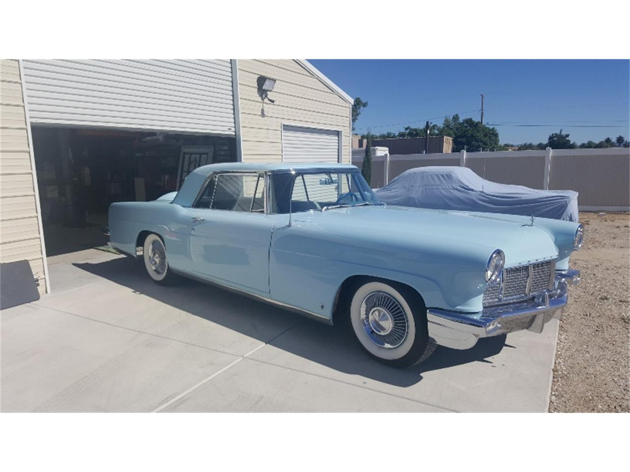 Large Picture of '56 Continental Mark II - QOEJ