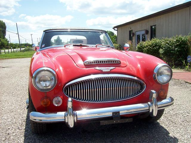 Picture of '67 Austin-Healey 3000 Mark III BJ8 located in medina Ohio - $45,500.00 Offered by  - QOEO