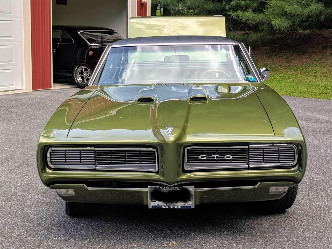 Large Picture of '68 GTO - QOEP