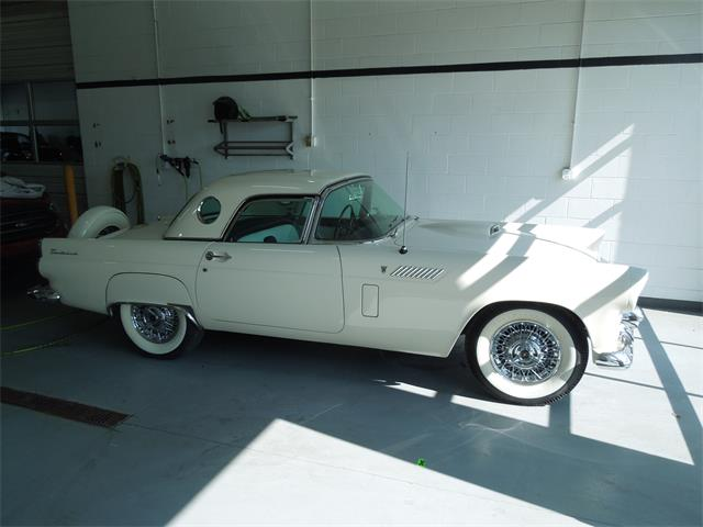 Picture of 1956 Thunderbird located in Indiana - $75,000.00 - QOF0