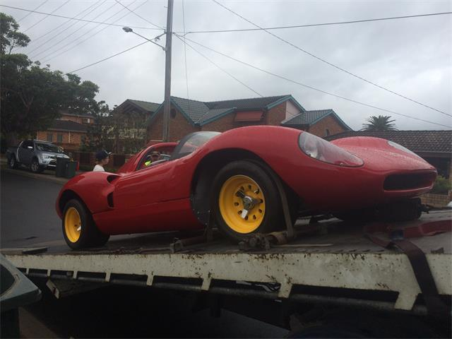 Picture of '69 Dino 206 SP - QL5L