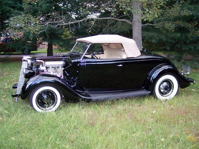 Picture of Classic 1935 Roadster - QOG9