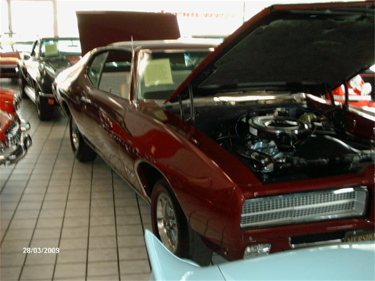 Large Picture of '69 GTO - QOGA