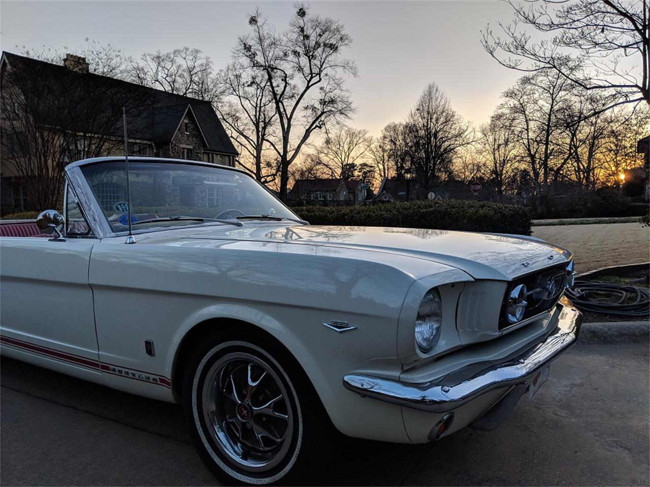 Large Picture of '66 Ford Mustang GT Offered by a Private Seller - QOGF