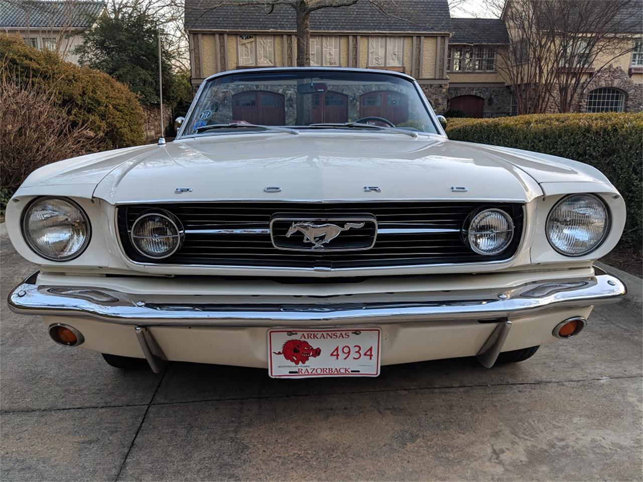 Large Picture of Classic 1966 Ford Mustang GT - $36,500.00 - QOGF