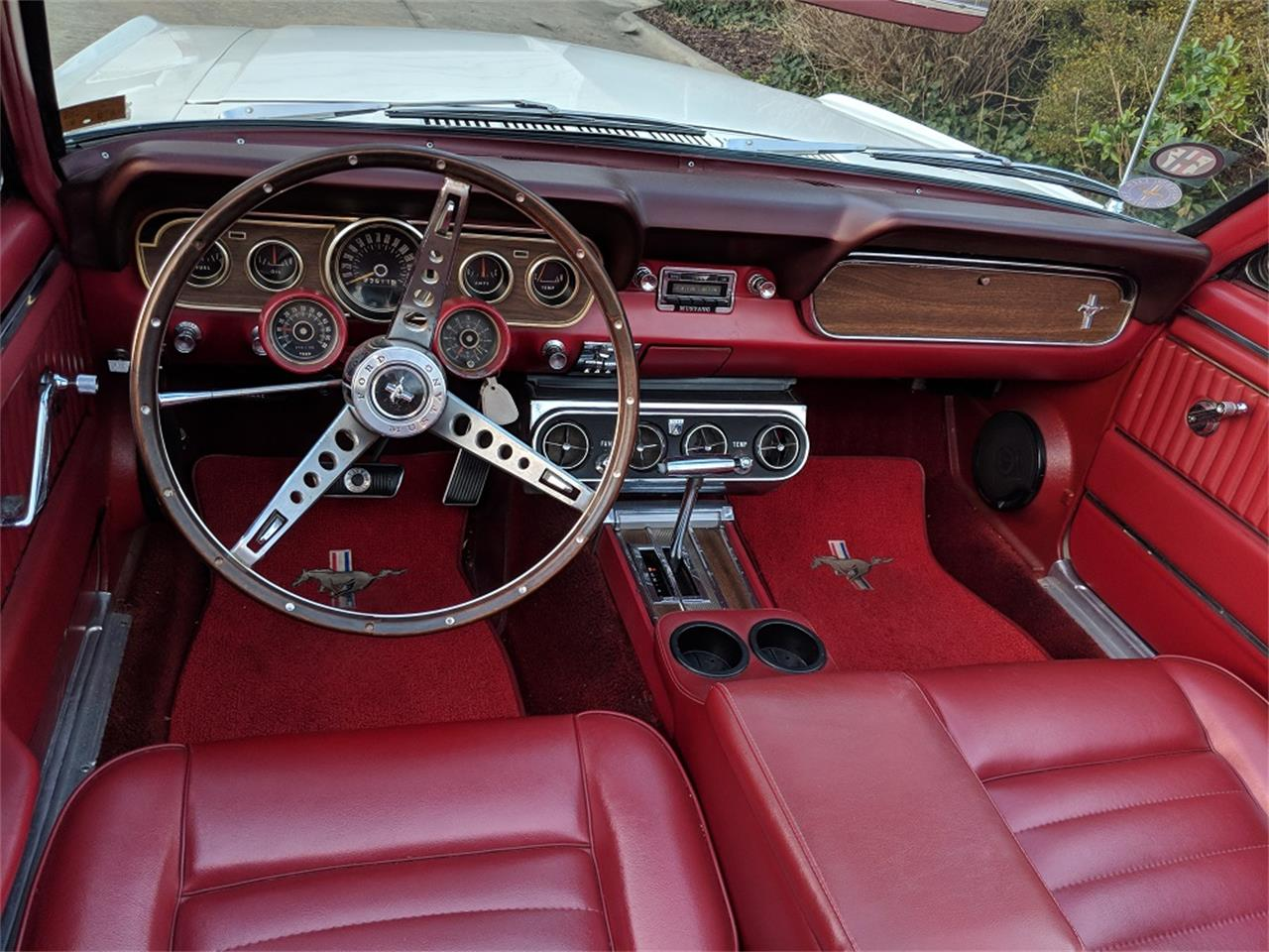Large Picture of Classic 1966 Ford Mustang GT located in Little Rock Arkansas - QOGF