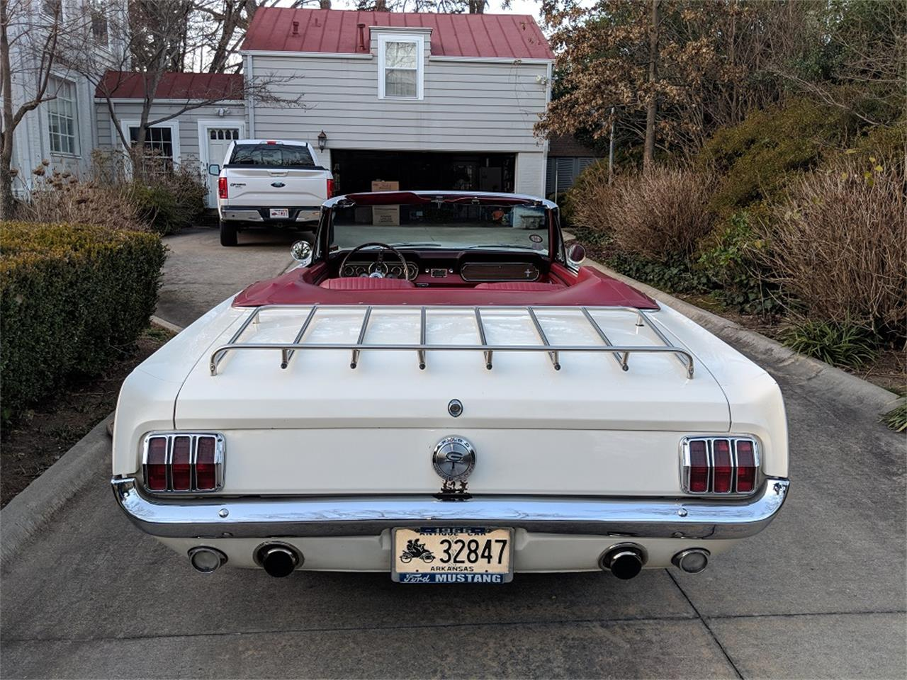 Large Picture of Classic '66 Ford Mustang GT located in Arkansas - $36,500.00 - QOGF