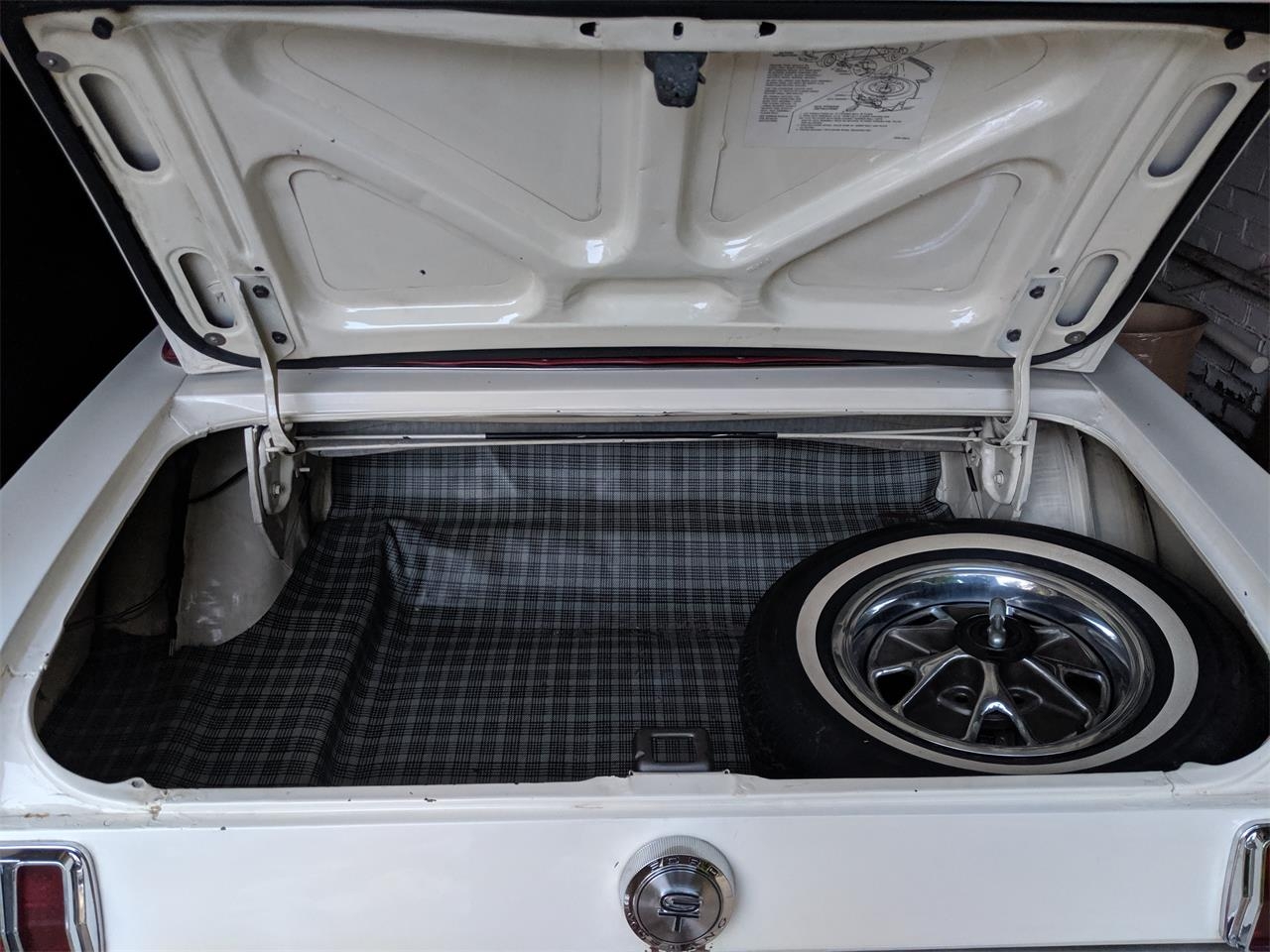 Large Picture of '66 Mustang GT - QOGF