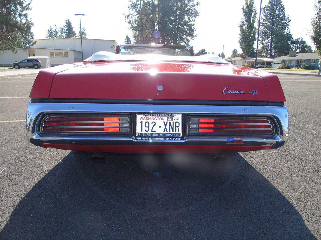 Large Picture of '72 Cougar XR7 - QOGM