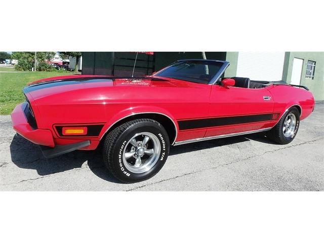 Picture of '73 Mustang - QL5O
