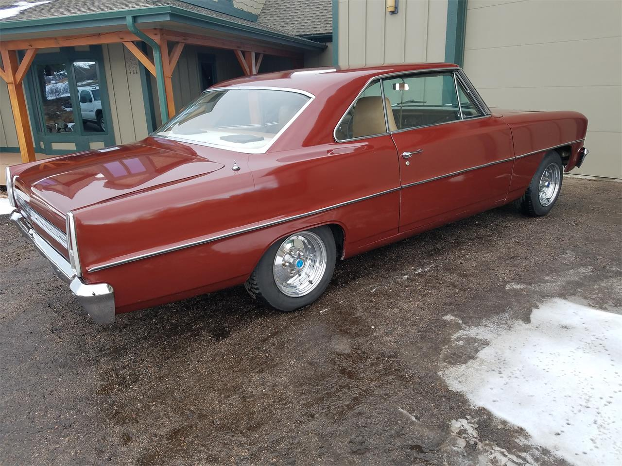 Large Picture of '66 Chevy II Nova - QOH0