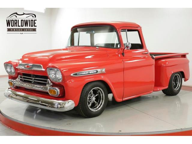Picture of '58 Apache - QOHG