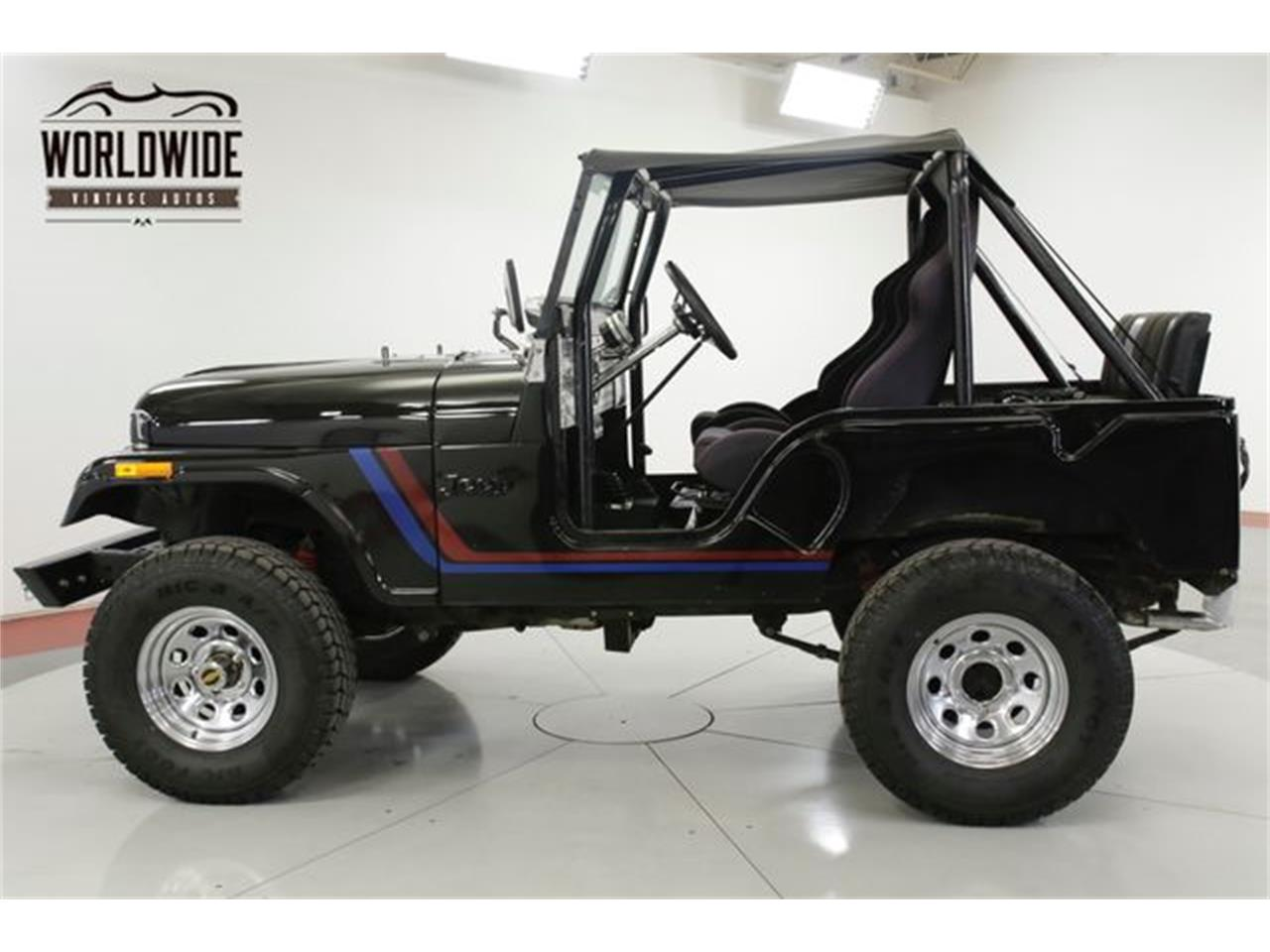 Large Picture of '73 CJ5 - QOHP