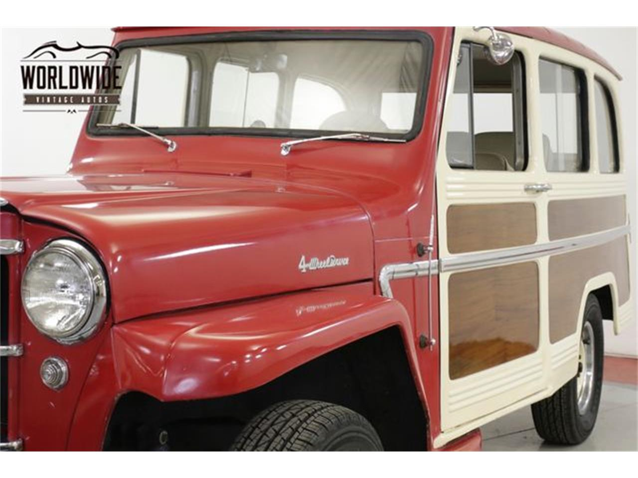 Large Picture of '62 Wagoneer - QOHX