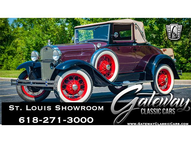 Picture of Classic '31 Ford Model A located in O'Fallon Illinois Offered by  - QOIF