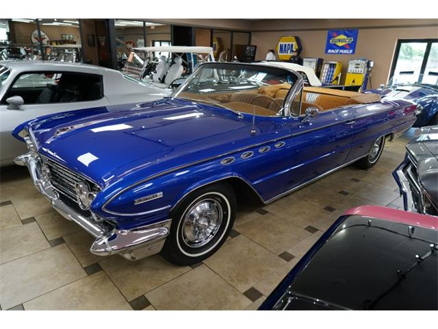Picture of Classic '61 Buick Electra located in Florida Auction Vehicle Offered by  - QOK3