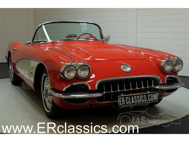 1958 Chevrolet Corvette for Sale on ClassicCars com on ClassicCars com