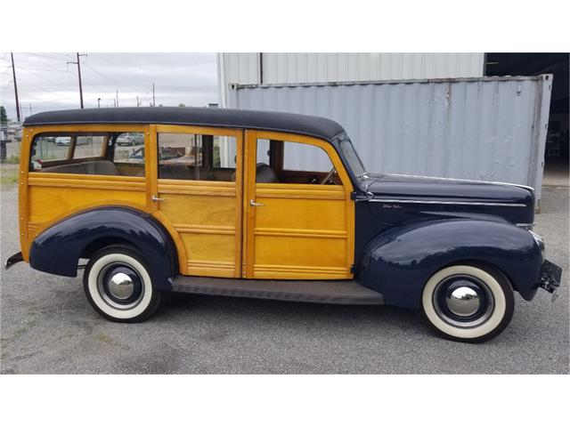 Picture of '40 Woody Wagon - QOL1