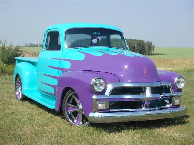 Picture of '54 Pickup located in Red Deer Alberta - $68,000.00 Offered by a Private Seller - QOLC