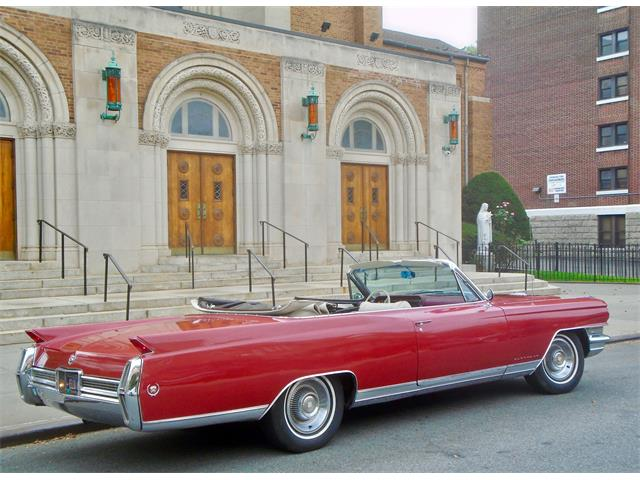 Picture of '64 Cadillac Eldorado Biarritz located in New York - $32,500.00 Offered by a Private Seller - QOLD