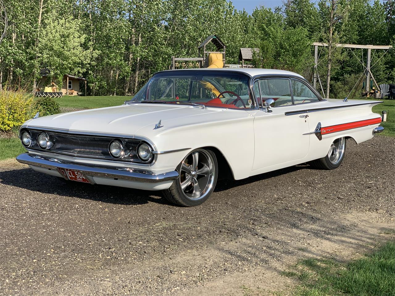 Large Picture of '60 Chevrolet Impala located in Alberta - $47,000.00 Offered by a Private Seller - QOLH