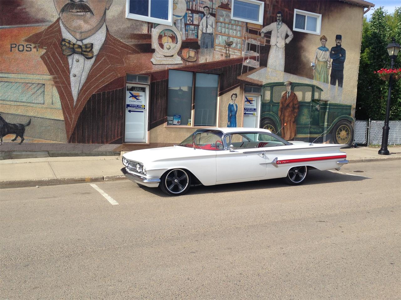 Large Picture of Classic '60 Chevrolet Impala located in Stony Plain Alberta Offered by a Private Seller - QOLH