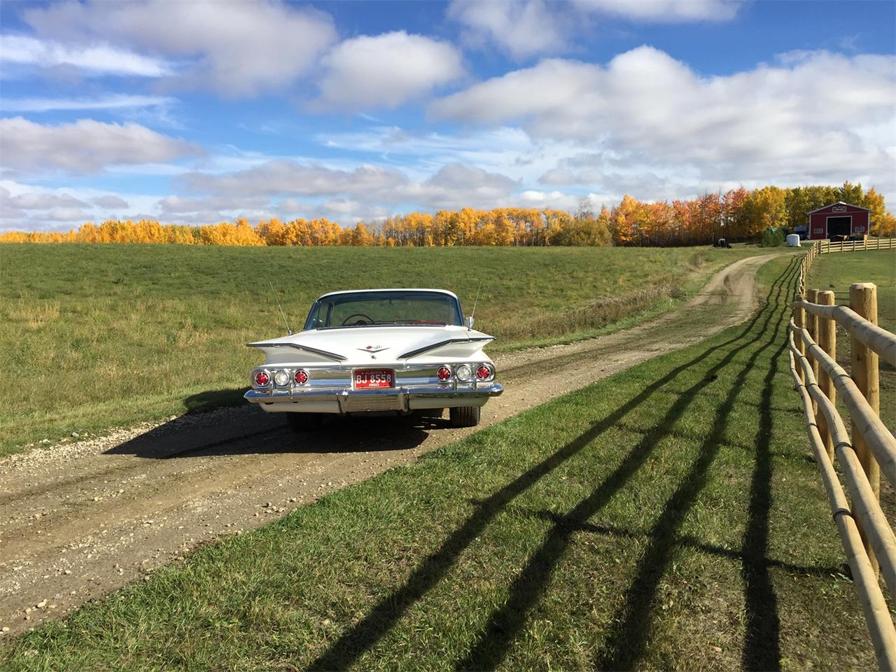 Large Picture of Classic 1960 Impala - $47,000.00 Offered by a Private Seller - QOLH