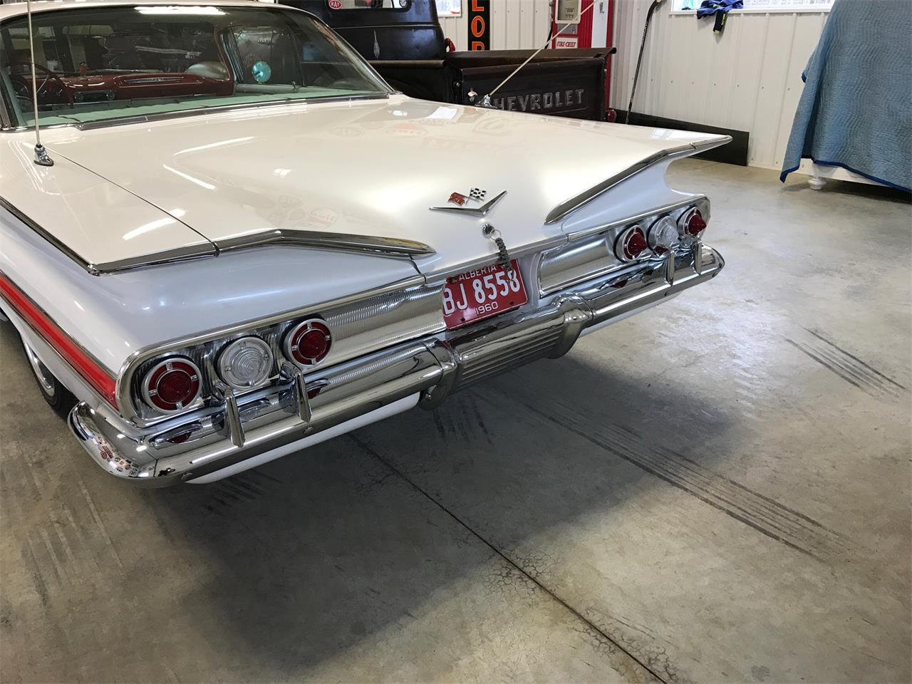 Large Picture of 1960 Impala located in Stony Plain Alberta - $47,000.00 - QOLH