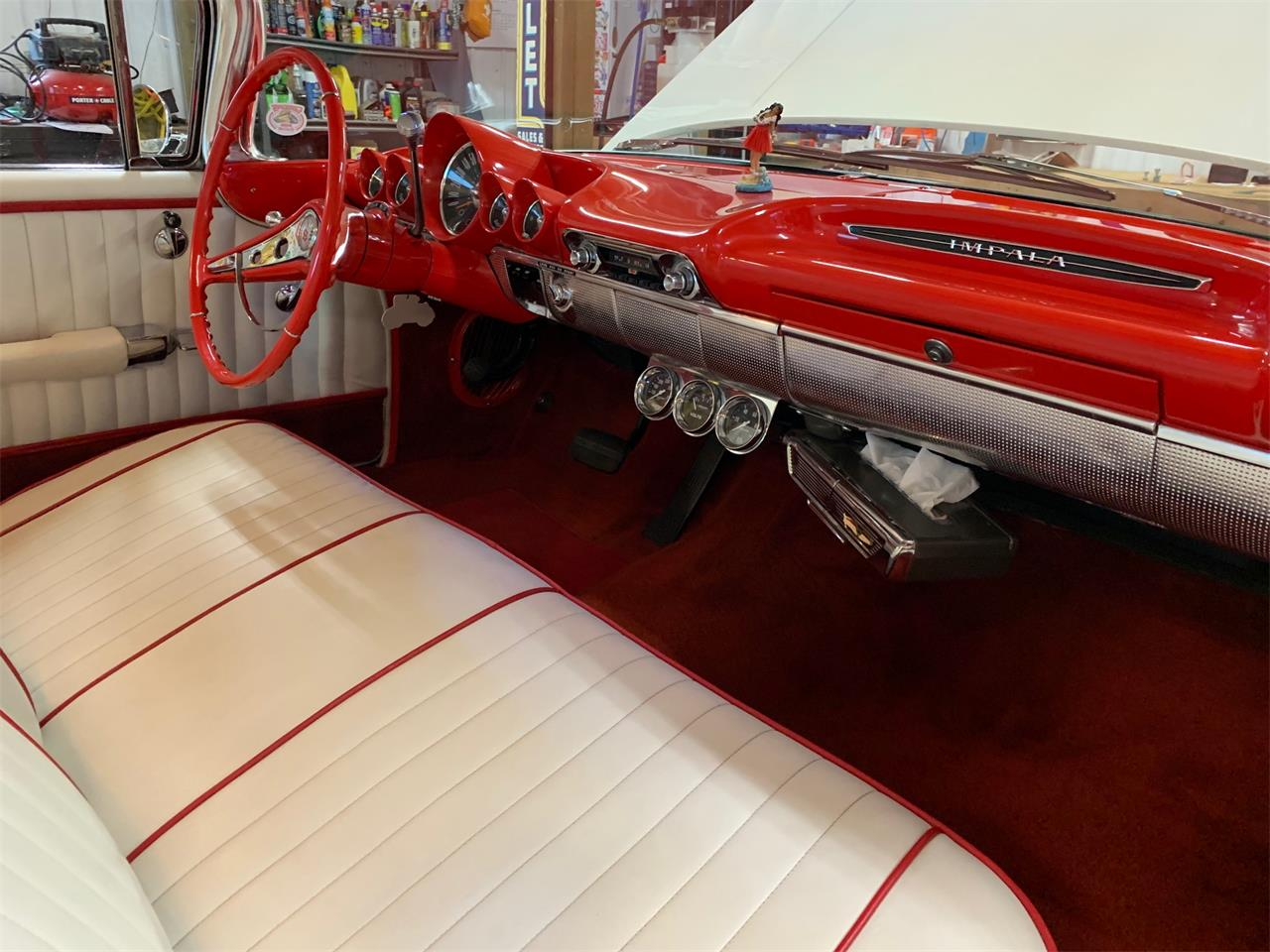 Large Picture of Classic 1960 Chevrolet Impala - $47,000.00 Offered by a Private Seller - QOLH