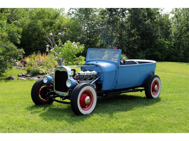 Picture of Classic 1928 Ford Model A located in Michigan - $13,000.00 - QOLS