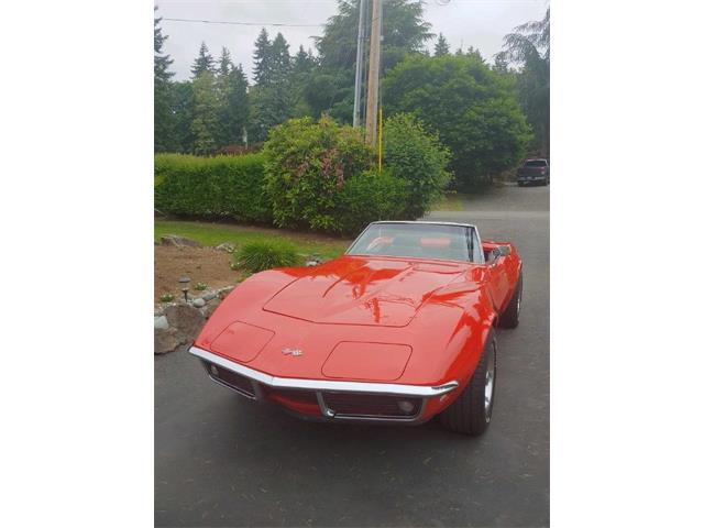 1968 Chevrolet Corvette for Sale on ClassicCars com on ClassicCars com