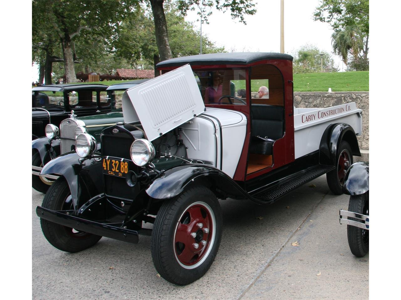 Large Picture of '31 Model AA - QOME