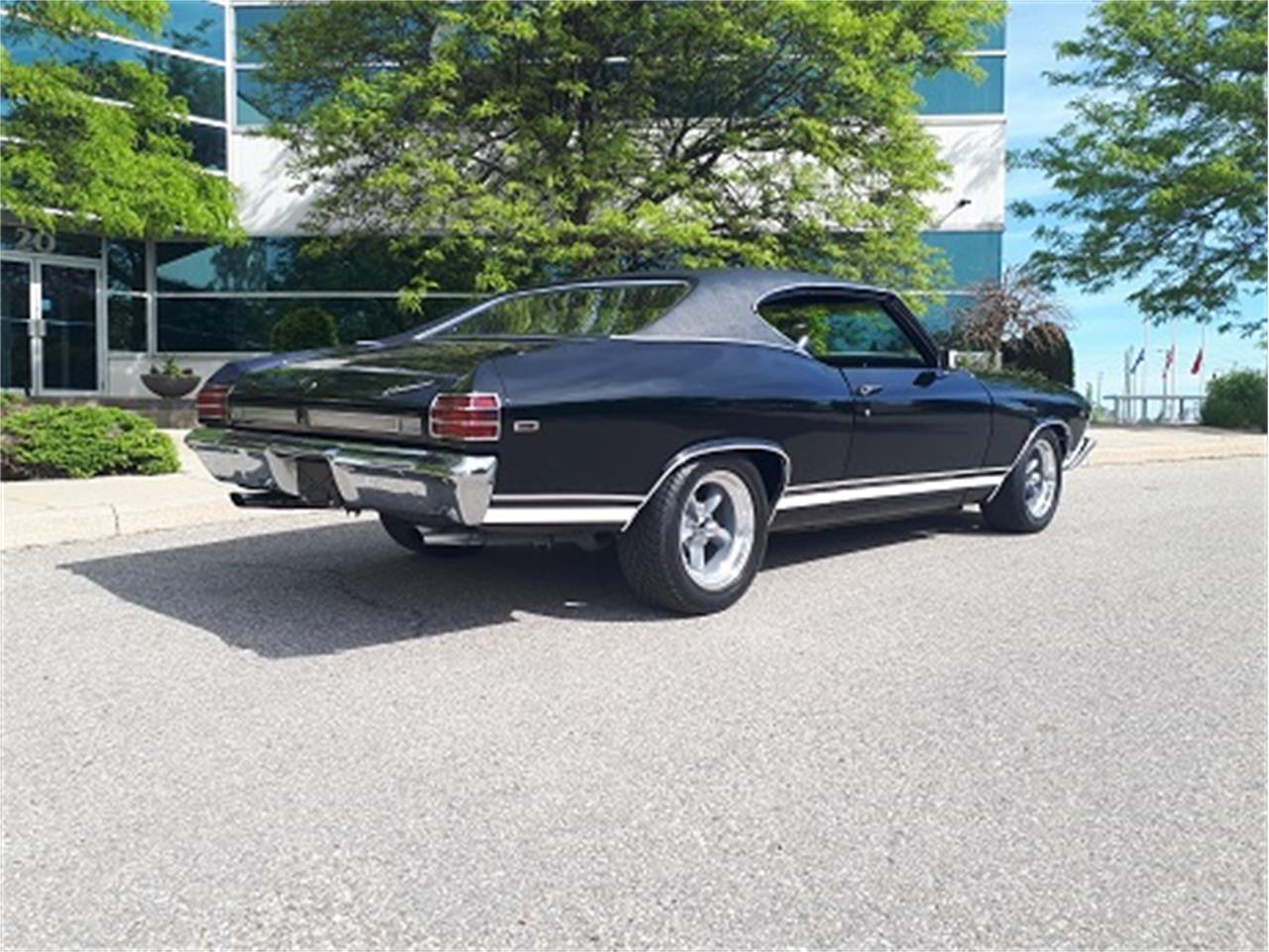 Large Picture of Classic 1969 Pontiac Beaumont located in Toronto Ontario - $27,900.00 - QOMF