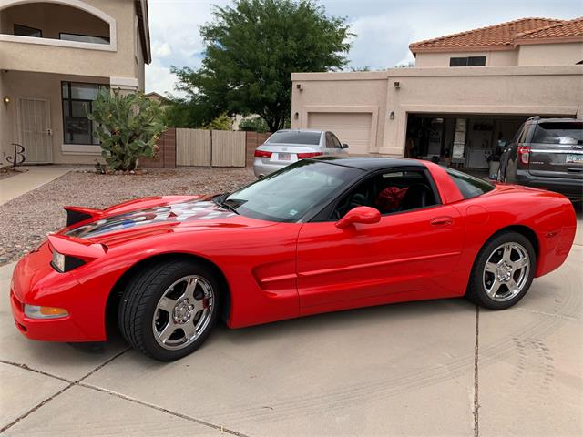 Picture of '04 Corvette - QOML