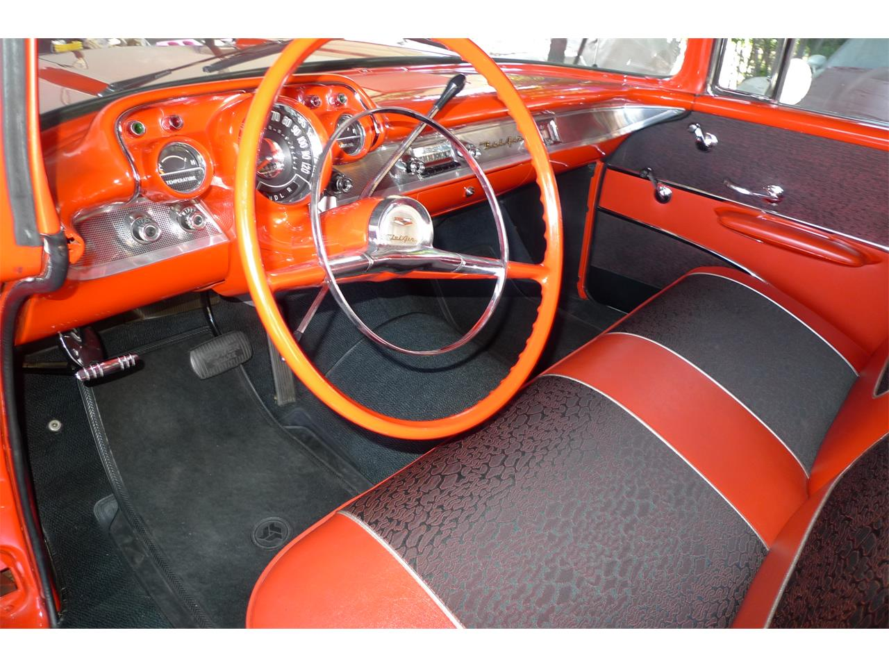Large Picture of '57 Nomad - QOMM