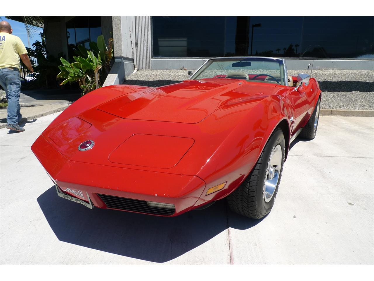 Large Picture of '74 Corvette - QOMO