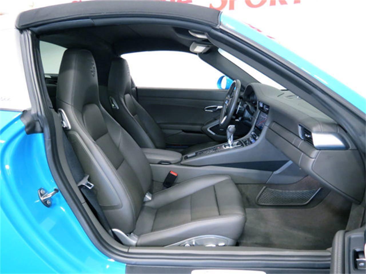 Large Picture of '17 911 Targa - QON4