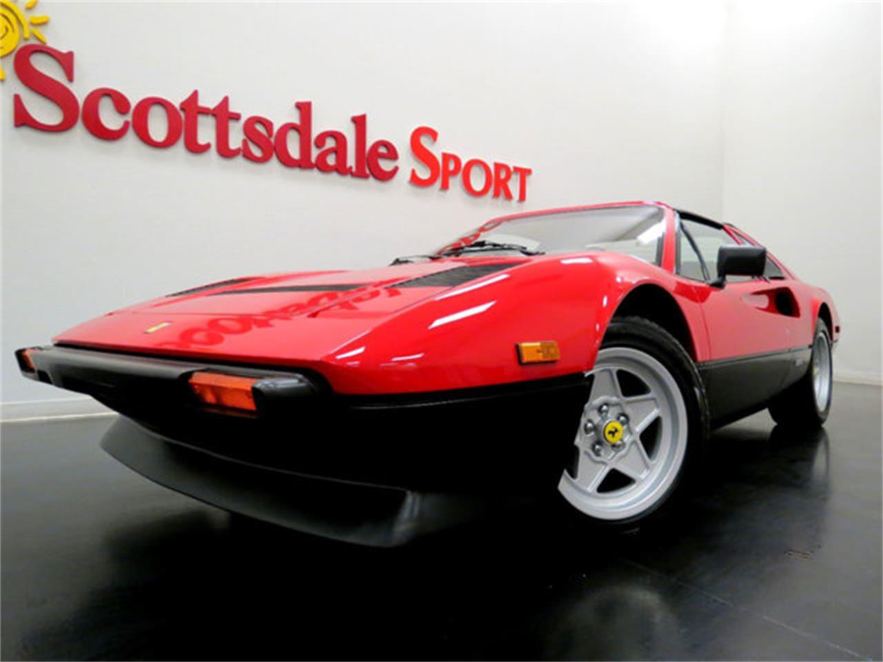 Large Picture of '85 308 GTS - QONC