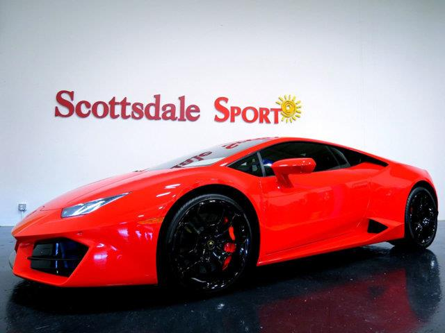 Picture of 2016 Huracan located in Scottsdale Arizona - $194,500.00 - QONJ