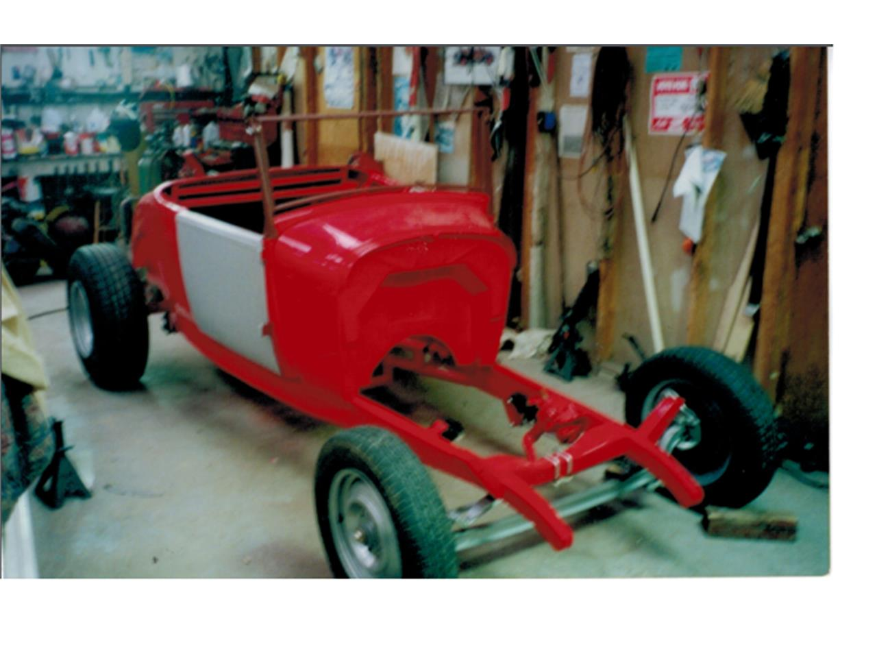 Large Picture of '29 Roadster - QONR